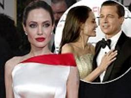 Angelina Jolie 'doesn't want Brad Pitt to be prosecuted' over allegations he abused son Maddox, 15, as temporary deal gives her physical custody of all six children