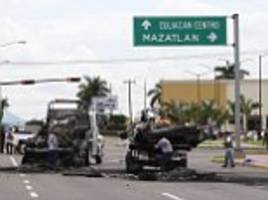 Sons of 'El Chapo' likely behind deadly ambush in Mexico