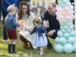 how fatherhood's been the making of william: no wonder palace insiders say that baby no 3's already on the cards