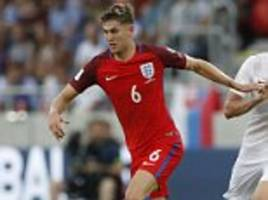 Manchester City star John Stones sad to see England lose Sam Allardyce and wishes him all the best