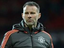 ryan giggs is 42... all of the premier league's current managers were in charge of a club by that age and it's time the former manchester united assistant joined the party