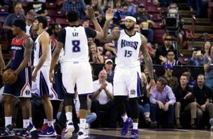 who should be the starting five for the sacramento kings?