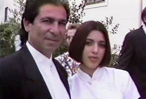kim kardashian pays tribute to late dad with throwback video on his death anniversary