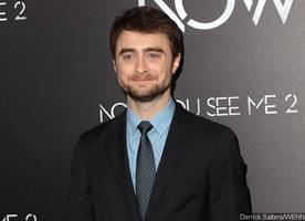 Daniel Radcliffe Reveals the Outrageous Advice Donald Trump Gave Him When They First Met