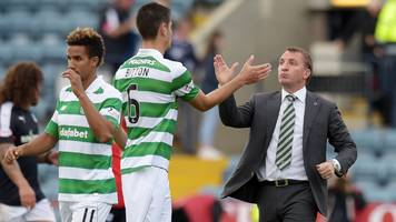dundee 0-1 celtic: rodgers happy with adaptable side