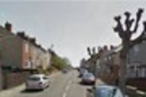 Fire breaks out in Derbyshire home with baby and child inside