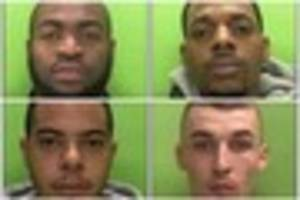 Jailed for 73 years - the Notts criminals locked up this month