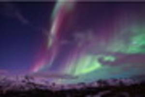 how to see spectacular northern lights over scunthorpe