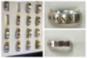 Police plea to help find rings stolen wedding rings
