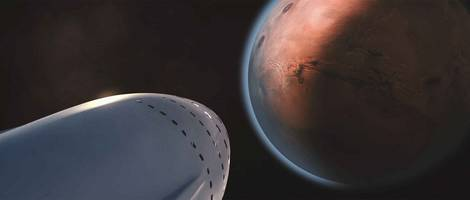 'Be prepared to die': Elon Musk tells first Mars colonists