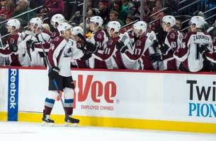 the colorado avalanche team is taking shape as they head into the middle of their preseason.