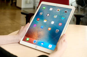 apple may be prepping as many as three ipad pros for launch in spring 2017