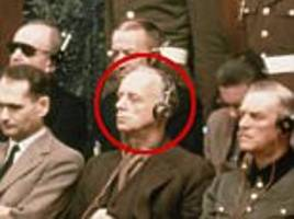 joachim von ribbentrop wanted the archbishop of canterbury as witness
