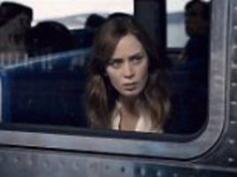 the girl on the train reviews suggest the film adaptation has come off the rails