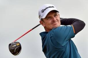 pro golf daily: justin rose sidelined with back injury