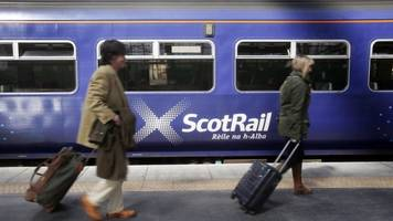 nicola sturgeon 'committed' to fixing scotrail problems