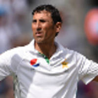 younis to miss day-night test