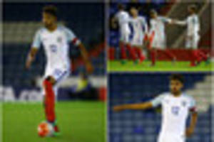 jake clarke-salter captains england to win over holland but...