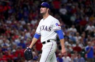 the rangers have no shot to win the world series with a terrible cole hamels