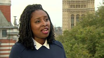 jeremy corbyn's labour reshuffle 'shows guts', says dawn butler