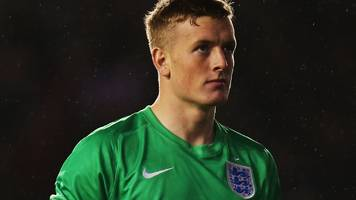 sunderland keeper pickford called up by england