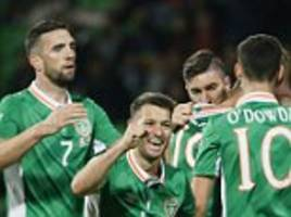 wes hoolahan hails republic of ireland's 'great start' to their world cup qualifying campaign