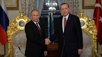 turkey and russia sign strategic turkish stream gas pipeline deal