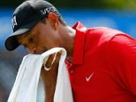 ryder cup rookie chris wood gutted tiger woods won't make comeback on pga tour this week