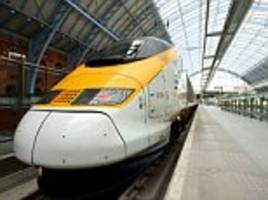 fears for 80 eurostar jobs as firm launches review in wake of paris and brussels terror attacks