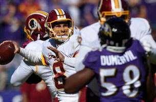 kirk cousins: how high is the ceiling?