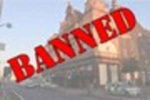 Woman banned from Union Street after attacking police officers