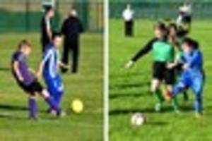grimsby & district schools boys and girls football  - report...