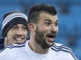 san marino fans mock england and argentina after scoring against norway