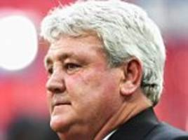 steve bruce will be the fire to follow roberto di matteo's ice... aston villa needed his promotion expertise
