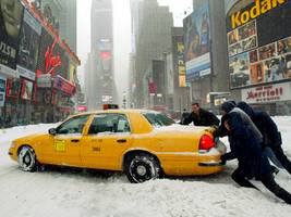 Uber and Lyft are demolishing New York City taxi drivers