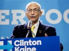 clinton campaign chair john podesta claims russia is behind hack of his emails
