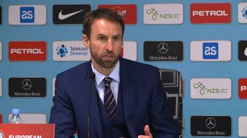 slovenia 0-0 england: gareth southgate satisfied despite 'incredibly difficult' start