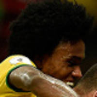 brazil go top, argentina stunned in wcq