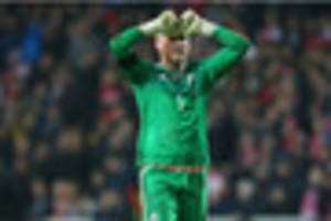leicester city goalkeeper schmeichel suffers blow to world cup...