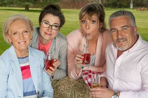 great british bake off fans slam quarter final after paul hollywood makes a very 'bizarre' decision