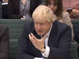 'The prophets of doom are wrong!' Boris Johnson says we could get a BETTER deal than single market membership but warns that Brexit will be 'stormy and stressful'