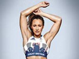 jessica ennis-hill set to become one of britain's richest olympians after announcing retirement from athletics