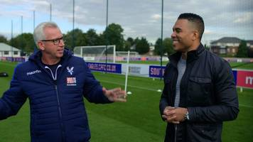 crystal palace are like green bay packers - alan pardew
