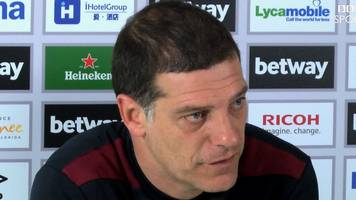 west ham united: bilic says london stadium is 'not a problem'