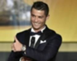 ronaldo: i am the best in the world