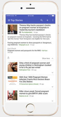Google News will start marking topics with fact checking tag