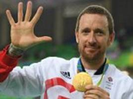 sir bradley wiggins in new drugs storm after british cycling star's test blunder just three months before the rio olympics is revealed