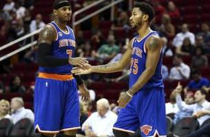 new york knicks: carmelo anthony weighs in on derrick rose trial