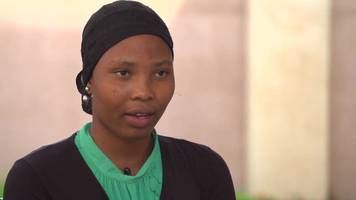 rebecca ishaku was among the 270 students abducted by boko haram militants in april 2014
