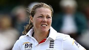injured shrubsole to miss rest of england v west indies series